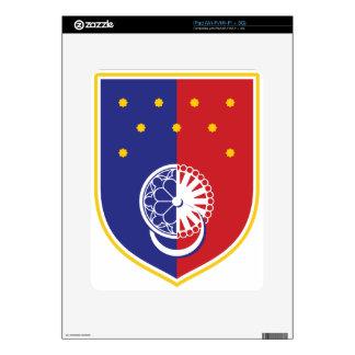 Coat_of_arms_of_Sarajevo_Canton iPad Skin