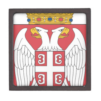 Coat_of_arms_of_Serbia_small Gift Box