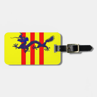 Coat of Arms of South Vietnam (1954 - 1955) Bag Tag