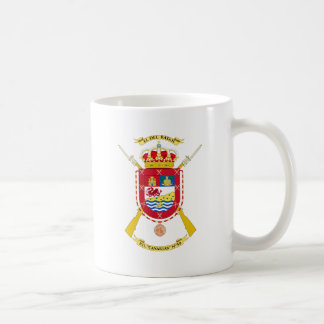 Coat of Arms of the 50th Light Infantry Regiment Mugs