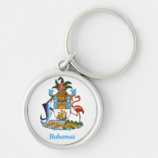 Coat of arms of the Bahamas Keychain