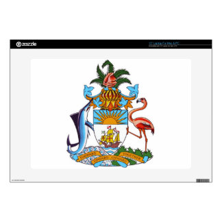 Coat of arms of the Bahamas Laptop Decal