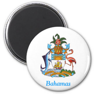 Coat of arms of the Bahamas Magnet