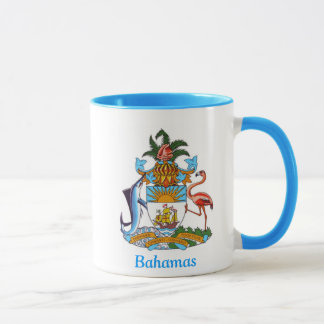 Coat of arms of the Bahamas Mug