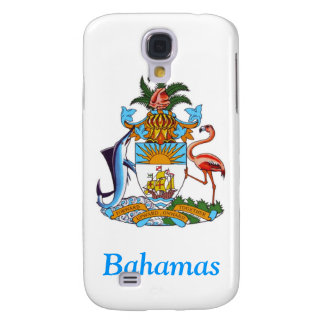 Coat of arms of the Bahamas Samsung Galaxy S4 Case