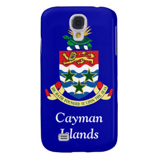 Coat of arms of the Cayman Islands Galaxy S4 Cover