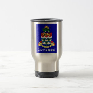 Coat of arms of the Cayman Islands Coffee Mugs