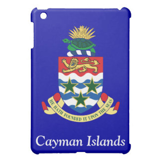 Coat of arms of the Cayman Islands iPad Mini Case