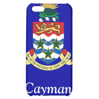 Coat of arms of the Cayman Islands Case For iPhone 5C