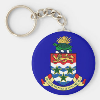 Coat of arms of the Cayman Islands Key Chain