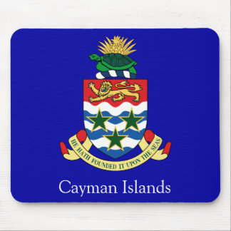 Coat of arms of the Cayman Islands Mousepads