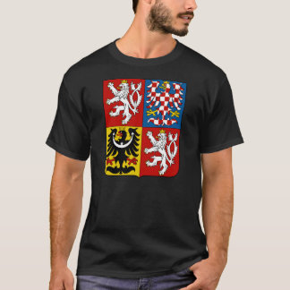 Coat of Arms of the Czech Republic T-Shirt