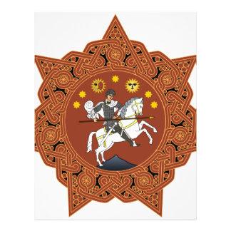 Coat_of_arms_of_the_Democratic_Republic_of_Georgia Letterhead