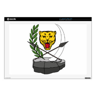 Coat_of_arms_of_the_Democratic_Republic_of_ Laptop Decal