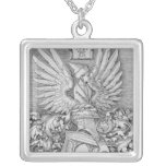 Coat of Arms of the Durer Family Custom Jewelry