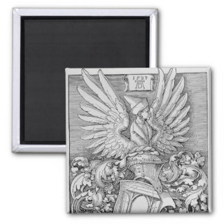 Coat of Arms of the Durer Family Magnet