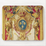 Coat of arms of the French Royal Family Mouse Pad