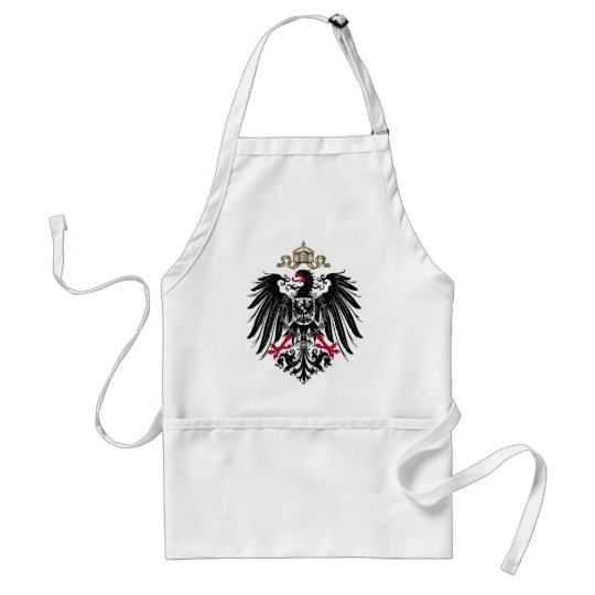 Coat of Arms of the German Empire (1889-1918) Adult Apron