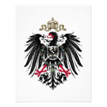 Coat of Arms of the German Empire (1889-1918) Personalized Invites