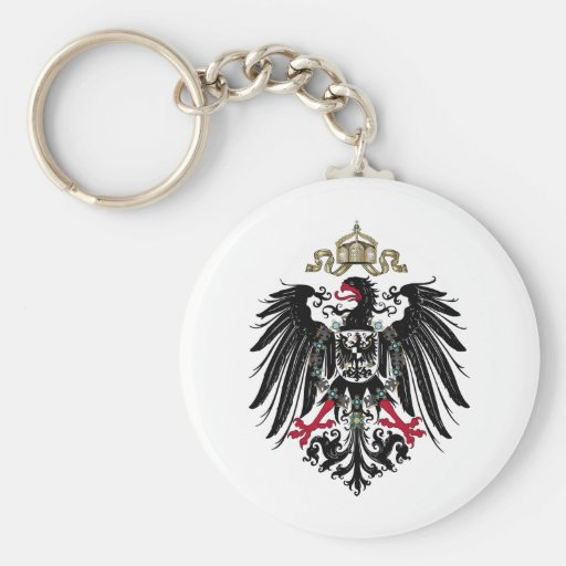 Coat of Arms of the German Empire (1889-1918) Keychains