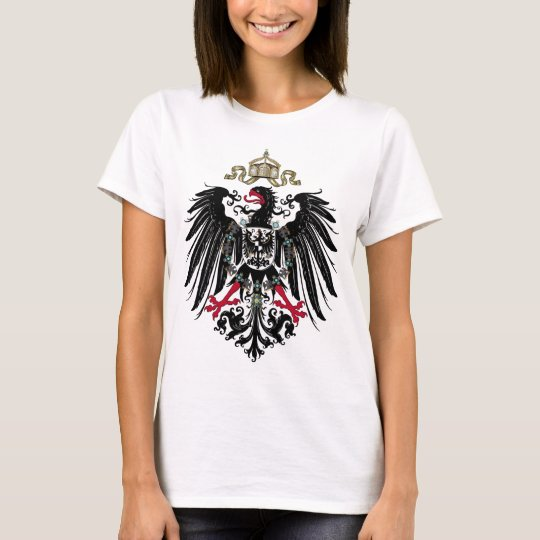 Coat of Arms of the German Empire (1889-1918) T-Shirt