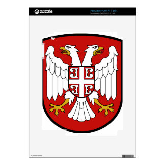 Coat_of_arms_of_the_Government_of_National_ Skin Para El iPad 2