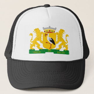 Coat of arms of The Hague Trucker Hat