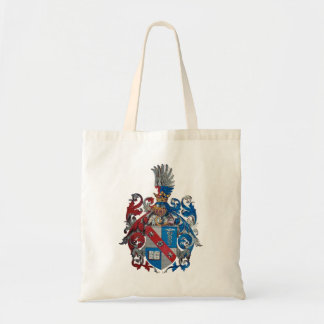 Coat of Arms of the Ludwig Von Mises Family Canvas Bags