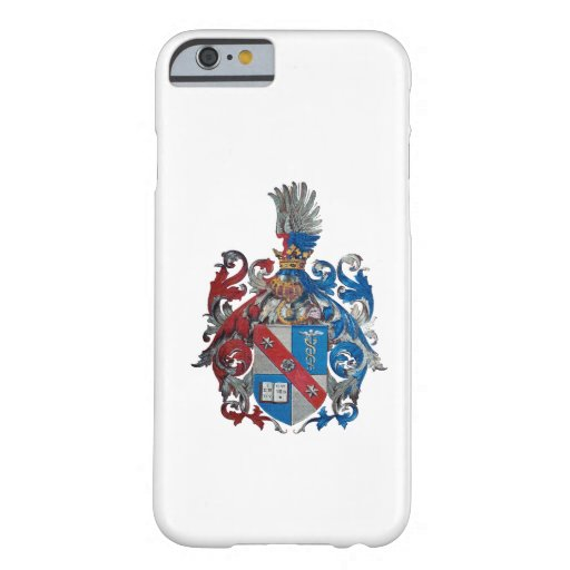 Coat of Arms of the Ludwig Von Mises Family iPhone 6 Case