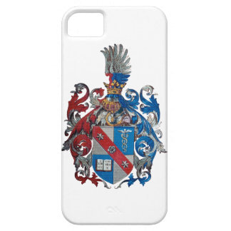 Coat of Arms of the Ludwig Von Mises Family iPhone SE/5/5s Case