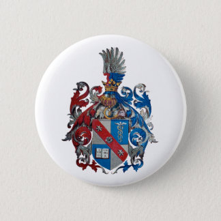 Coat of Arms of the Ludwig Von Mises Family Pinback Button