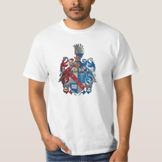 Coat of Arms of the Ludwig Von Mises Family T-Shirt
