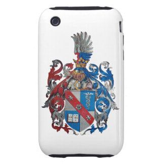 Coat of Arms of the Ludwig Von Mises Family Tough iPhone 3 Cover
