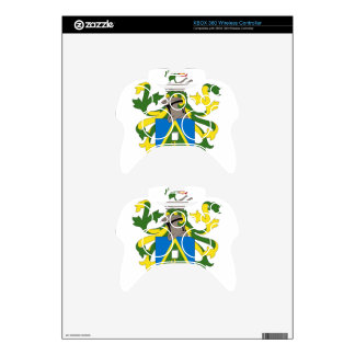 Coat_of_arms_of_the_Pitcairn_Islands Xbox 360 Controller Skins
