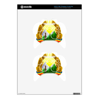 Coat_of_arms_of_the_Popular_Republic_of_Romania_(1 Xbox 360 Controller Decal