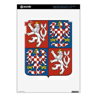 Coat_of_arms_of_the_Protectorate_of_Bohemia_and_Mo iPad 3 Skin