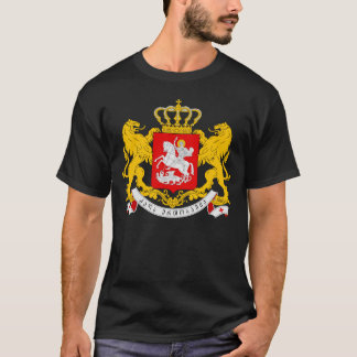 Coat of Arms of the Republic of Georgia T-shirt