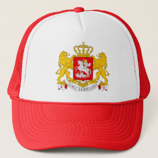Coat of Arms of the Republic of Georgia Trucker Hat
