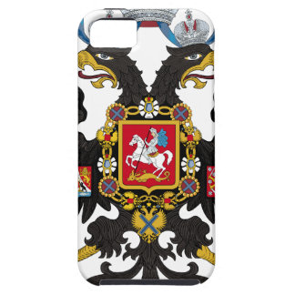 Coat of Arms of the Russian Empire iPhone SE/5/5s Case
