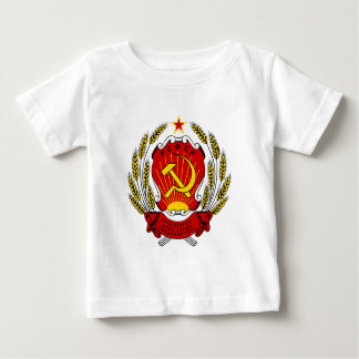 Coat of Arms of the Russian SFSR Baby T-Shirt