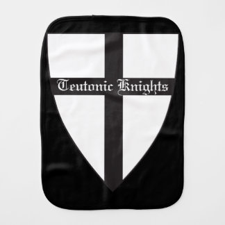 Coat of arms of the Teutonic Order Baby Burp Cloth