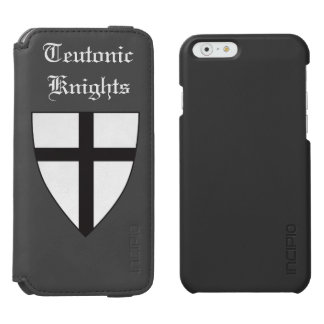 Coat of arms of the Teutonic Order iPhone 6/6s Wallet Case