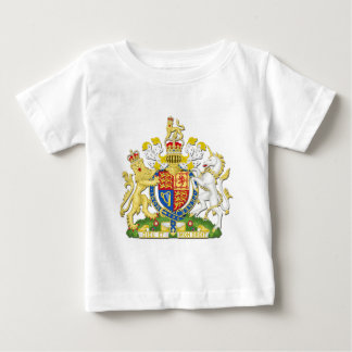 Coat Of Arms Of The United Kingdom Baby T-Shirt