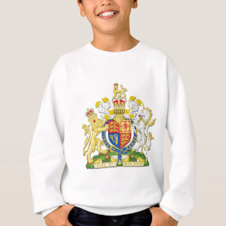 Coat Of Arms Of The United Kingdom Sweatshirt