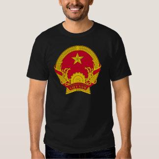 Coat of Arms of Vietnam T Shirt