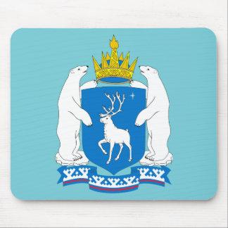Coat of arms of  Yamal-Nenetsia Mouse Pad
