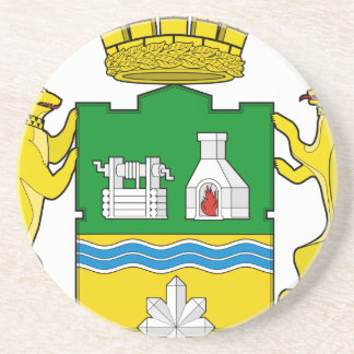 Coat_of_Arms_of_Yekaterinburg_(Sverdlovsk_oblast). Sandstone Coaster