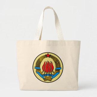 COAT-OF-ARMS OF YUGOSLAVIA BAGS