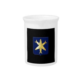 Coat of arms of Zandvoort Beverage Pitcher