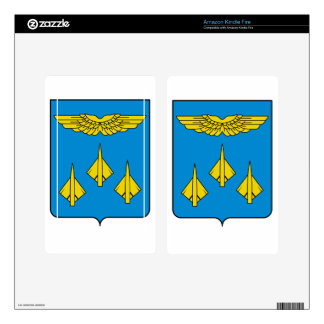 Coat_of_Arms_of_Zhukovsky_(Moscow_oblast) Kindle Fire Skin